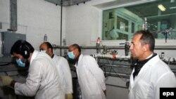 بازرسی بازرسان آژانس بینالمللی انرژی اتمی از تأسیسات نطنز
