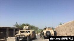 Афганські військові у провінції Гельманд, 10 серпня 2016 року