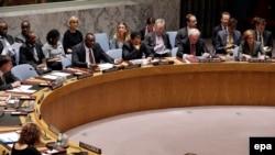 Заседание Совета Безопасности ООН. Нью-Йорк, 27 июля 2014 года.