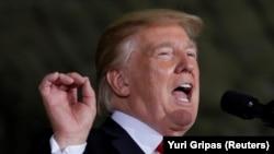АҚШ президенти Дональд Трамп