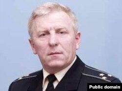 Капітан 1-го рангу запасу Мирослав Мамчак