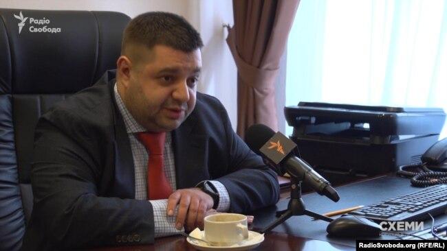 Олександр Грановський, фото з архіву