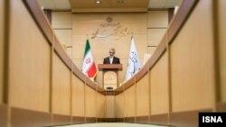 عباسعلی کدخدایی، سخنگوی شورای نگهبان، در نشست خبری روز شنبه