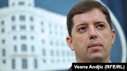 Drejtori i zyrës pë Kosovën në qeverinë e Serbisë, Marko Gjuriq