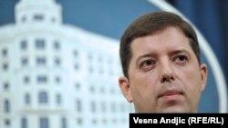 Marko Đurić, direktor Kancelarije za Kosovo u Vladi Srbije