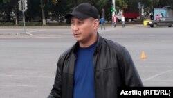 Азат Сәлмәнов