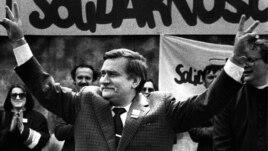 Lech Walesa in 1989