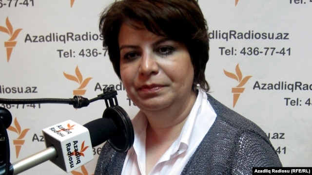 Gular Ahmadova