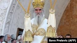Mitropolit Srpske Pravoslavne crkve u Crnoj Gori Amfilohije