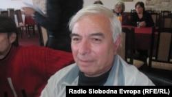 Илми Кукртиши, претставник на невладиниот сектор во Дебар.