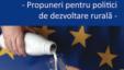 """Cristian Ghinea: """"să-i ajutăm cu prioritate pe cei cu potențial de a intra pe piața UE"""""""