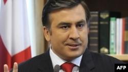 Georgian President Mikheil Saakashvili is facing calls for his resignation