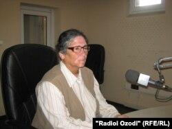 Ойниҳол Бобоназарова, ҳуқуқдони саршиноси тоҷик