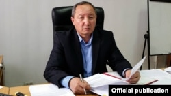 Бердибек Боркоев.