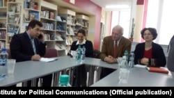 Місія Ради Європи в Сімферополі, архівне фото