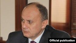 Հայաստանի պաշտպանության նախարար Սեյրան Օհանյանը, արխիվ: