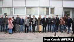 Filmski radnici u Bosni i Hercegovini, Sarajevo, 14. ožujka, 2016.
