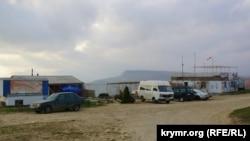 Парапланерний клуб «Бриз» на горі Клементьєва