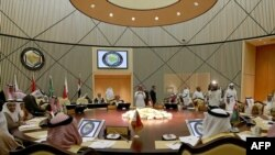 نشست شورای همکاری خلیج فارس