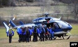 Участники спасательной операции
