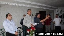 """Муштариёни ширкати """"Мовароуннаҳр"""""""