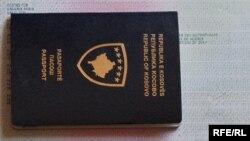Pasaportë e Kosovës