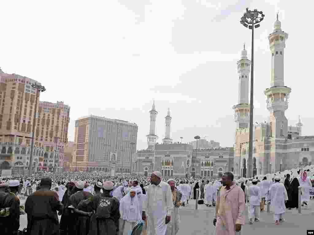 В Саудовской Аравии начинается хадж к святым местам ислама