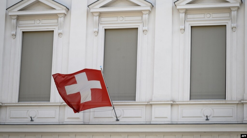 The Swiss ministry did not identify the victim, nor did it give details on what happened.