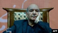 Каюм Карзай, брат действующего президента Афганистана и кандидат в президенты страны.