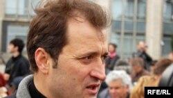 Влад Филат уверен: кишиневские беспорядки недельной давности организованы властями