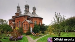 Свято-Покровський храм в Рубанівському на Дніпропетровщині