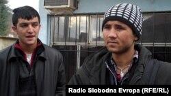 Архивска фотографија - Имигранти од Авганистан кои живее во Лојане, 2012.