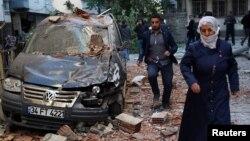 مقامات ترکیه می گویند ماموران پلیس و غیرنظامیان در میانکشتهشدگان هستند