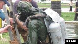 Німецькі фахівці навчали харківьких рятувальників