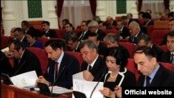 Маҷлиси солонаи ҳукумати Тоҷикистон