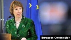 Shefja e Politikës së Jashtme të BE-së, Catherine Ashton