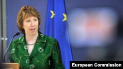 Катрін Аштон, верховний представник ЄС із закордонних справ