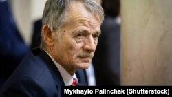 Лідер кримськотатарського народу Мустафа Джемілєв (архівне фото)