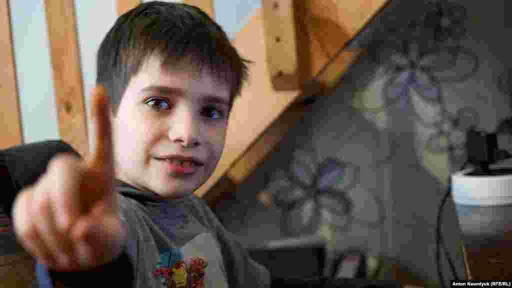 Сейдалі, молодший син Мусліма Алієва