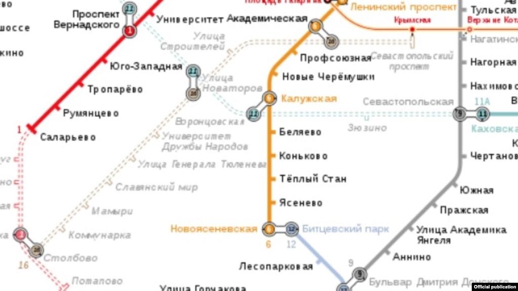 карта москвы метрополитена и улицами
