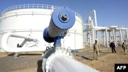 منشأة نفطية جنوب أربيل