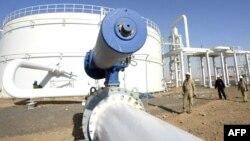 في حقل خورماله النفطي جنوب أربيل