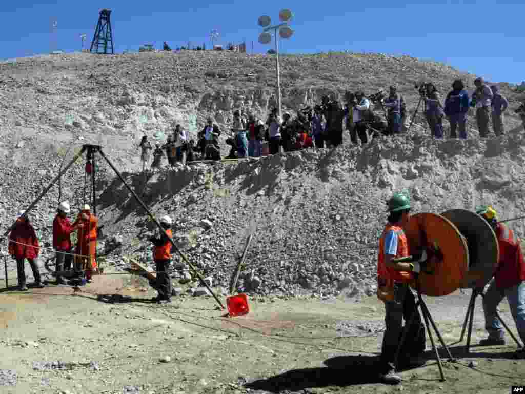 عمليات خروج معدنچيان