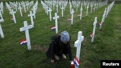 Groblje, Vukovar