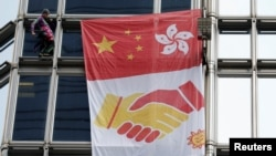 "Alain Rober sa ""transparentom mira"", Hong Kong"