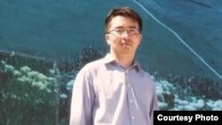 Twitter-қолданушы Нұржан Сәдірбекұлы. Сурет Facebook әлеуметтік желісінен алынды.