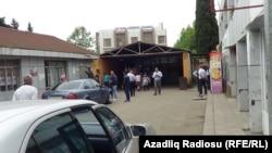 Astara gömrük keçid məntəqəsi, Azərbaycan, 12 may 2018