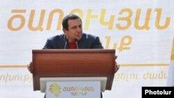 Лидер блока «Царукян» Гагик Царукян
