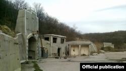 Бункер «Об'єкт 100» в Севастополі до приходу військових