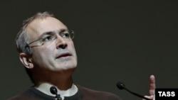 Михаил Ходорковский. Украина, Киев, 10.03.2014
